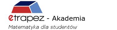 Akademia eTrapez - nagłówek