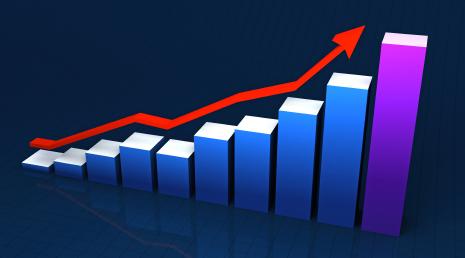 Powstający wykres funkcji